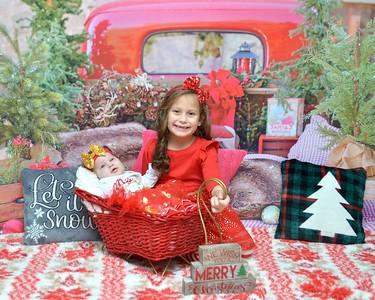 Alessia & Serena Christmas 2020