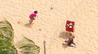 Beach Volleyball Luquillo PR