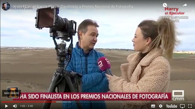 Entrevisa Tv CLM