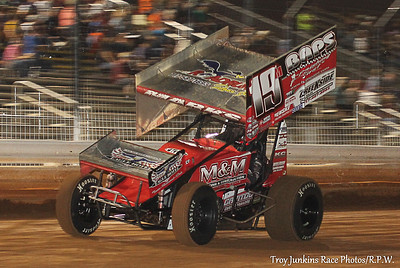 Williams Grove Speedway - 9/23/16 - Troy Junkins