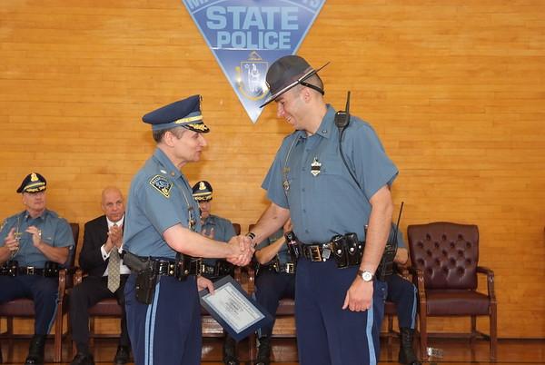 2016 Division Commander's Commendation Ceremony