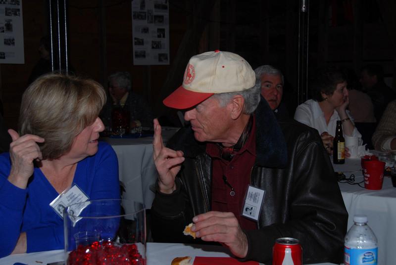 Debbie Bickman (Szymelewicz) and Lonnie Dickens