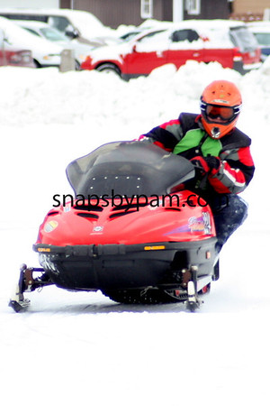 KCPRO EAST Snowmobile Racing 2013