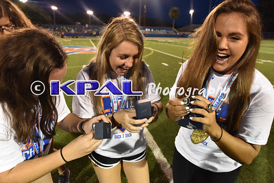 Ring Ceremony - State Champions