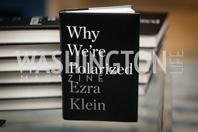 "Ezra Klein ""Why We're Polarized"" Book Party 
