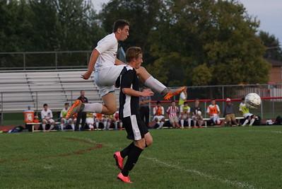 2015 Yorkville Varsity Soccer Oct 8th