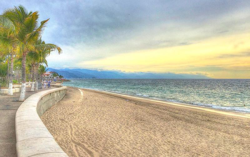 Puerto Vallarta's El Malecon Boardwalk
