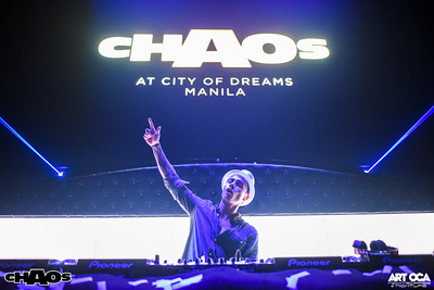 2015.12.31 - Bass Jackers at Chaos Manila NYE