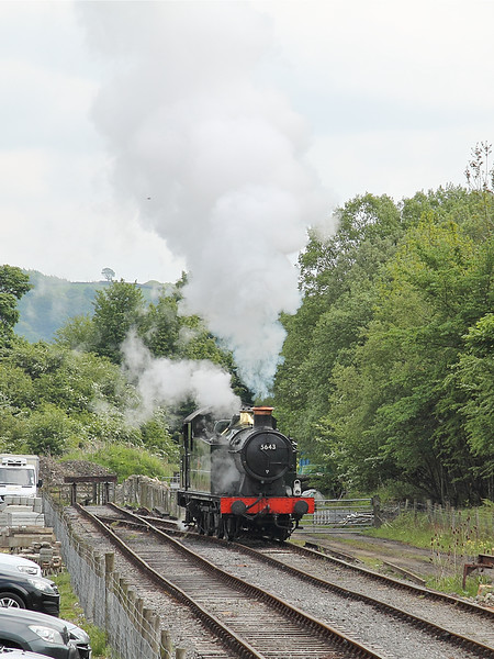 Embsay Steam Railway - 28th May 2016