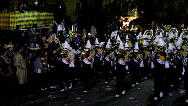 McMann High School Band