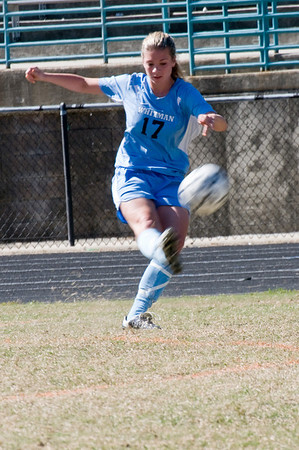 Whitman Girls Soccer