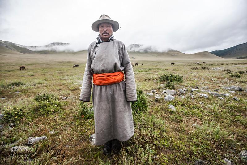 Mongol Cowboy