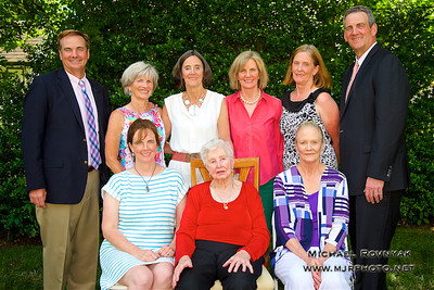 Walsh Family 90th Birthday Party 06.26.16