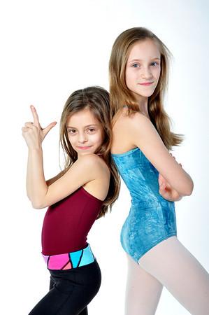 Katherine and Lisa