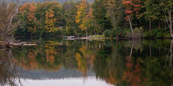 Upstate NY Fall Colors