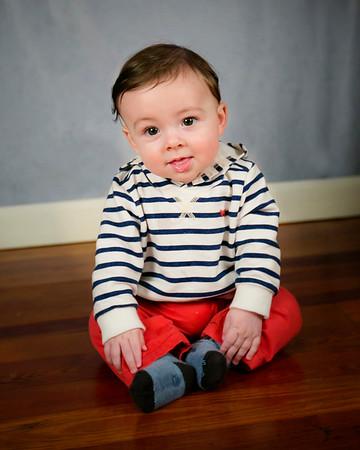 Megan Chris Ingram 6 months mini