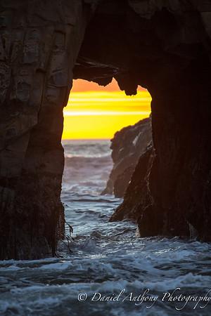 Big Sur, CA  Coastline