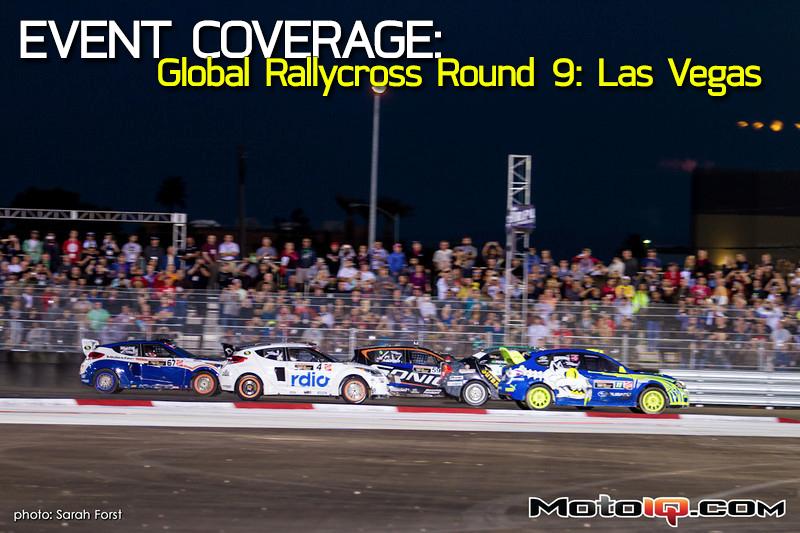 Global Rallycross Las Vegas