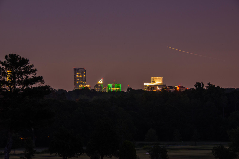 Buckhead from Chastain Park