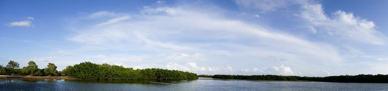 egret cove panorama