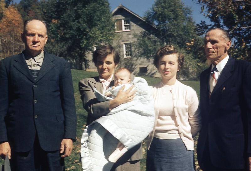 1957  Burchett and kin Mt. Washington.jpg