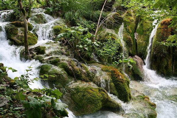 2008.08 Plitvice Lakes