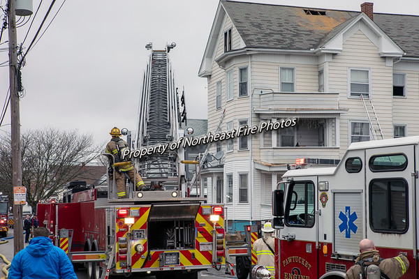 Pawtucket- W/F Chandler Avenue- 03/17/2020