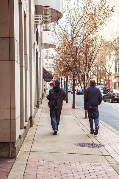 Walking Through Chinatown in Philadelphia, PA