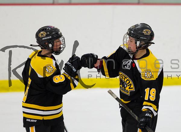 Boston Jr. Bruins 2002 Pee Wee Minor Tier I - Nov 17, 2013