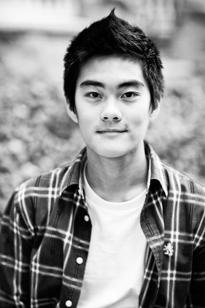 Hyun Senior Portrait 2011