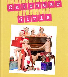 2013 Calendar Girls