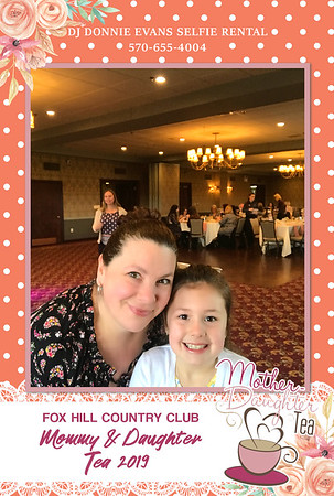 Fox Hill Country Club Mommy & Daughter Tea