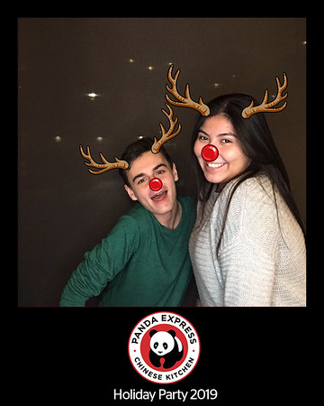 "Panda Express Huntley ""Employee Holiday Party 2019"