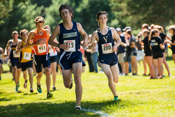 Woodberry Forest Invite  2013
