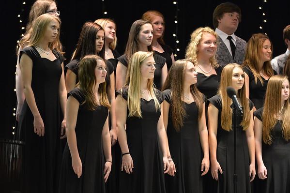 K-12th Choir 12-8-2014