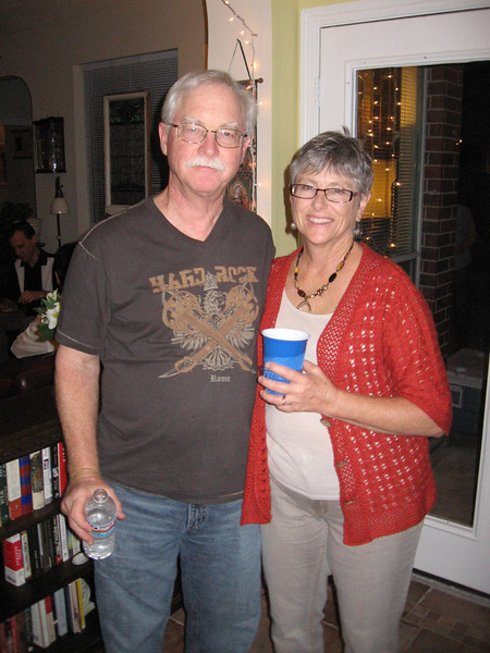 Dan and Celeste