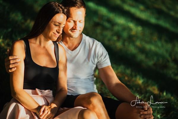Melinda & Benedek jegyesfotózás 2020.07.14