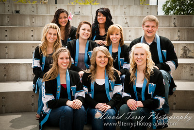 Student Body Officers 2010-11