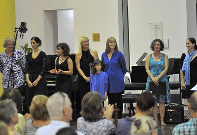 Women in Chamber Music 2015