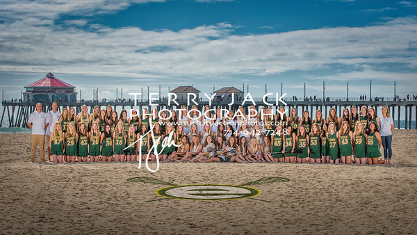 Edison Girls Lacrosse Team and Individuals