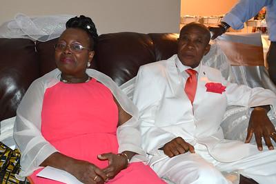 Mr. and Mrs. Kollie Wedding