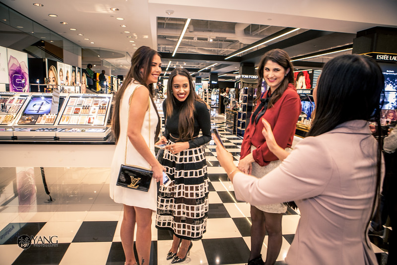 Dress for Success - Say Y.E.S! to Naughty & Nice - A Holiday Fundraiser at Bloomingdale's