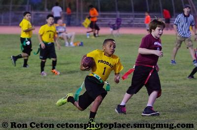 ProDay Football 7:15 Game 1