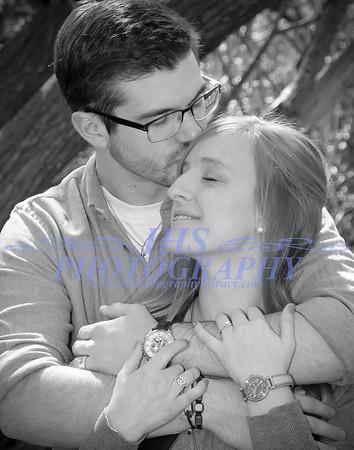 Tiffany & Preston's Engagement Portraits