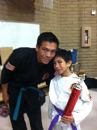 Professor Ray Fisher's Spring Classic Karate Tournament