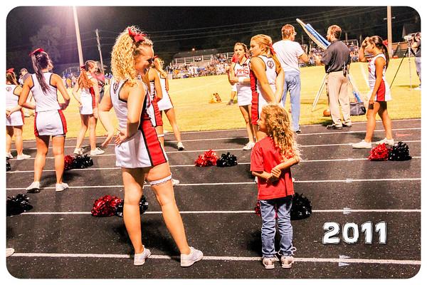 LMHS Homecoming 2011