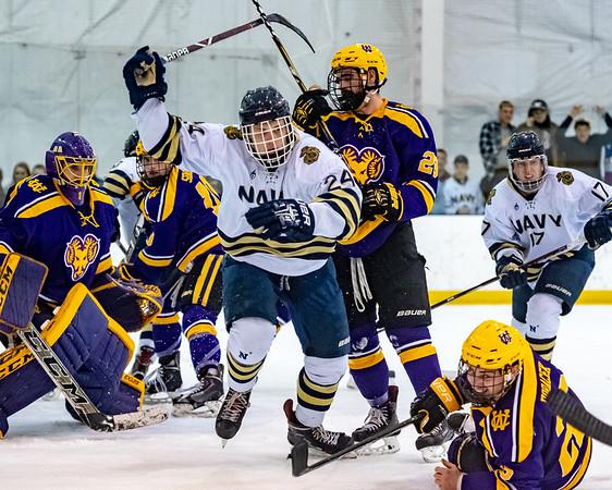 NAVY Men's Ice Hockey vs West Chester University