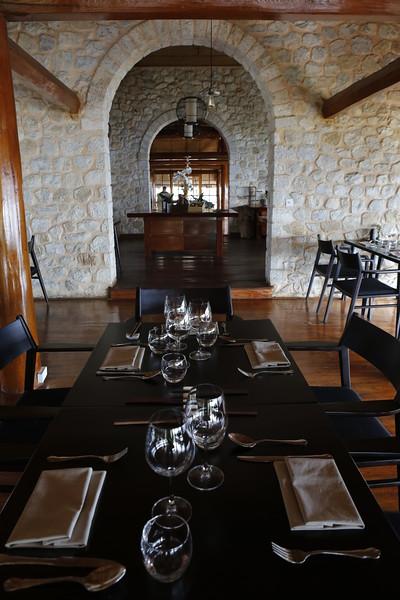 Topas Ecolodge Dining