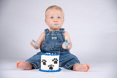 Lance Smash Cake
