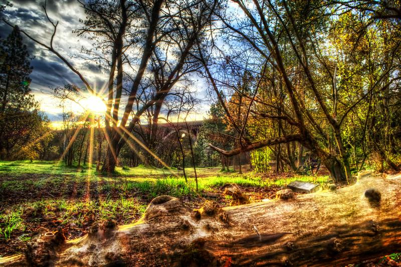 Highbridge Park Sunrise